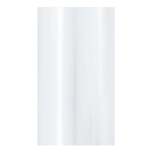 Spirella Anti-Schimmel Duschvorhang Atro Anti-Bakteriell, Waschbar, Wasserdicht Polyester 180x200cm Weiß