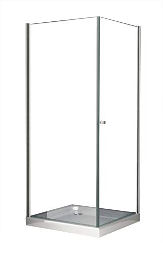 Duschkabine DETO-FIX 90 x 90 x 190 cm
