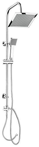 CON:P SA330101 CARBALLO Duschsystem, eckig