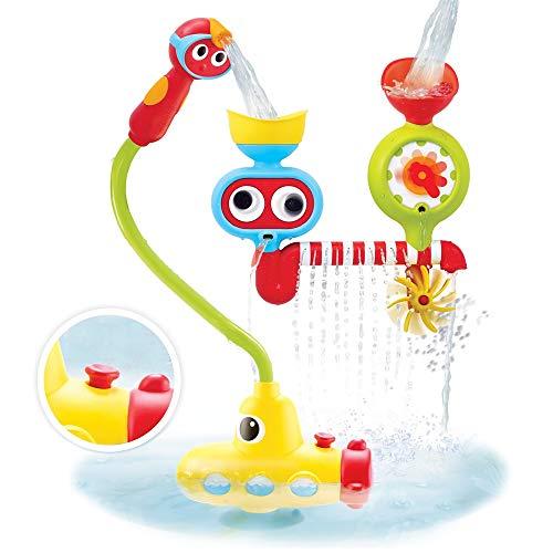 Yookidoo 40139 - Wasserspiel U-Boot mit Aktivitätenstation