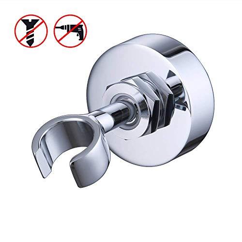 KES Messing Dusche Kopf Halterung Halter stufenlos verstellbare Wandhalterung verchromt, C213