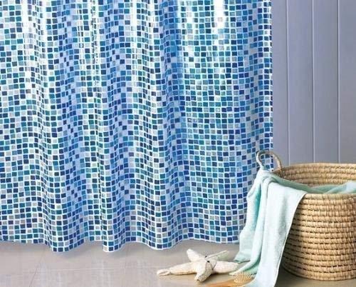 Gedy co21820030–Mosaik Duschvorhang PVC 180x 200Promo