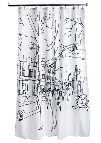 Marimekko Hetkiä Shower Curtain 180X200 [A]