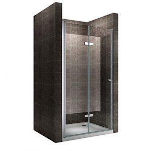 Duschtür 80cm x 190cm